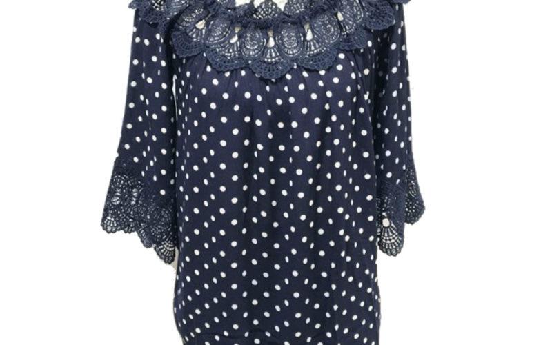Bea Dot blouse