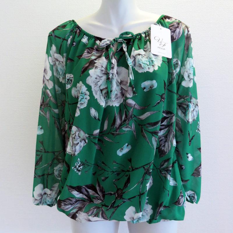 vihreä paita