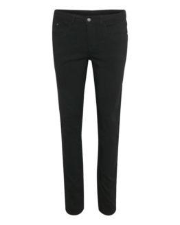 housut mustat